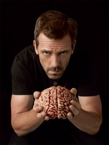 HOUSE -- Pictured: Hugh Laurie as Dr. Gregory House -- NBC Photo: Timothy White