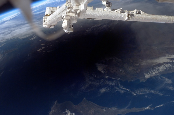ISS'den 2006 tutulması