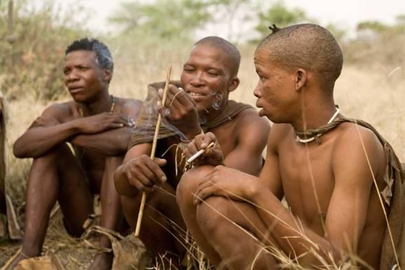 Afrikalı avcılar