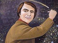 Carl Sagan pekçok eleştirel düşünce tutukununa olduğu gibi Yalansavar'a da