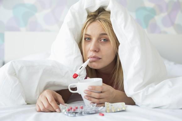 Kış ile birlikte grip ve diğer soğuk algınlıkları da kapımızı çaldı.